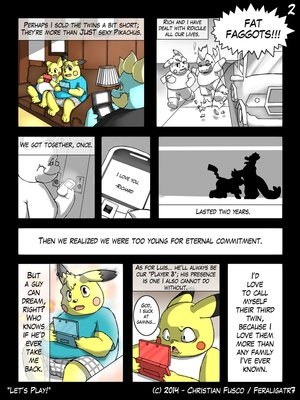 Let's Play Pokemon Comic Porn