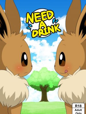 Need A Drink Pokemon Comic Porn