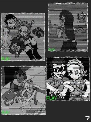 Pocket Monsters - Garden Of Eden 7 7 and Pokemon Comic Porn