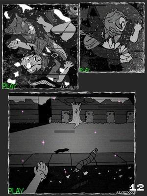 Pocket Monsters - Garden Of Eden 7 12 and Pokemon Comic Porn