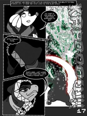 Pocket Monsters - Garden Of Eden 7 17 and Pokemon Comic Porn