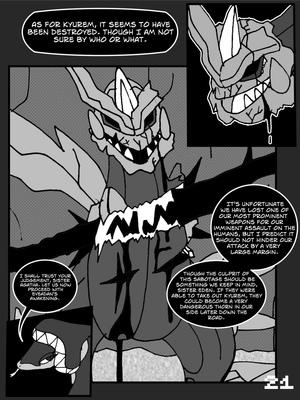 Pocket Monsters - Garden Of Eden 7 21 and Pokemon Comic Porn