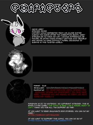 Pocket Monsters - Garden Of Eden 8 2 and Pokemon Comic Porn