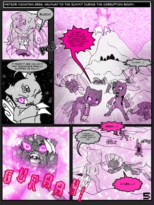Pocket Monsters - Garden Of Eden 8 5 and Pokemon Comic Porn