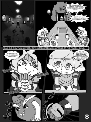 Pocket Monsters - Garden Of Eden 8 8 and Pokemon Comic Porn
