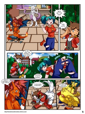 Pokemaidens 2 4 and Pokemon Comic Porn