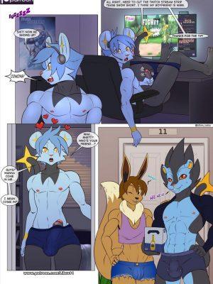 Pokemon Confessions 24 and Pokemon Comic Porn