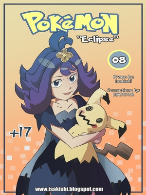 Pokemon Eclipse Pokemon Comic Porn