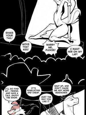 Pokenoir (A Silver Soul Spinoff) 16 and Pokemon Comic Porn