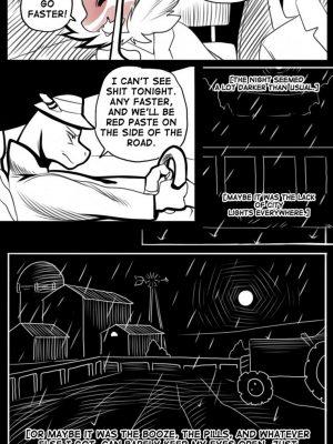 Pokenoir (A Silver Soul Spinoff) 26 and Pokemon Comic Porn