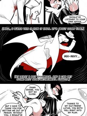 Pokenoir (A Silver Soul Spinoff) 36 and Pokemon Comic Porn