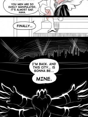 Pokenoir (A Silver Soul Spinoff) 37 and Pokemon Comic Porn