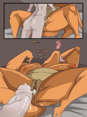 Pokesluts - Charizard Pokemon Comic Porn