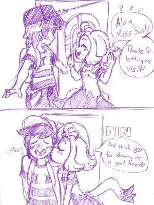 Purple Book Pokemon Comic Porn