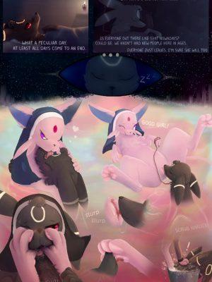 Salvation 5 and Pokemon Comic Porn