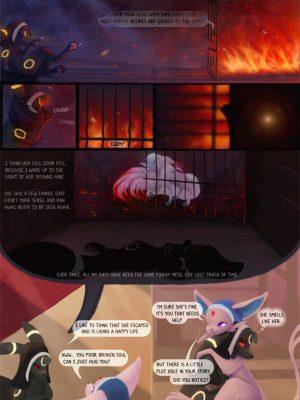 Salvation 11 and Pokemon Comic Porn