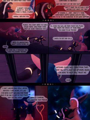 Salvation 12 and Pokemon Comic Porn