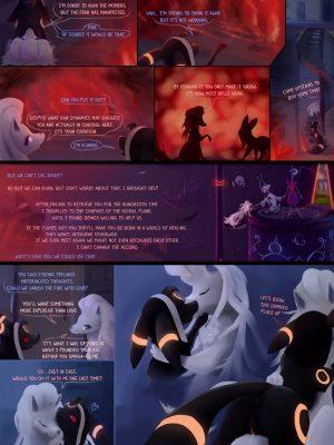 Salvation 24 and Pokemon Comic Porn