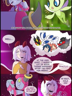 Silver Soul 10 6 and Pokemon Comic Porn