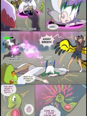 Silver Soul 10 14 and Pokemon Comic Porn