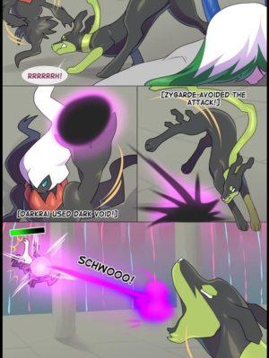 Silver Soul 10 17 and Pokemon Comic Porn