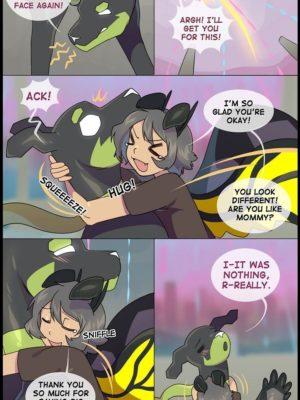 Silver Soul 10 20 and Pokemon Comic Porn