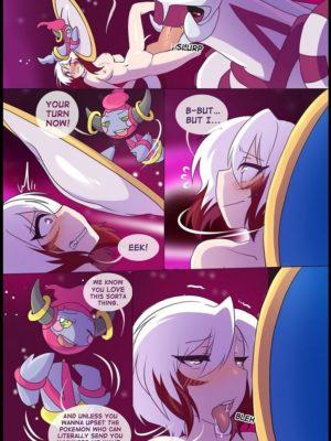 Silver Soul 10 40 and Pokemon Comic Porn