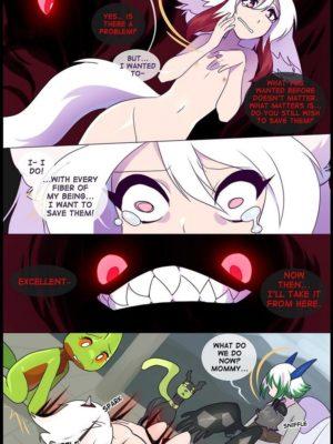 Silver Soul 10 77 and Pokemon Comic Porn
