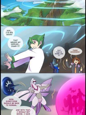 Silver Soul 10 94 and Pokemon Comic Porn