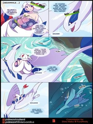 Silver Soul 3 4 and Pokemon Comic Porn
