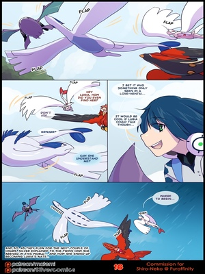 Silver Soul 3 18 and Pokemon Comic Porn