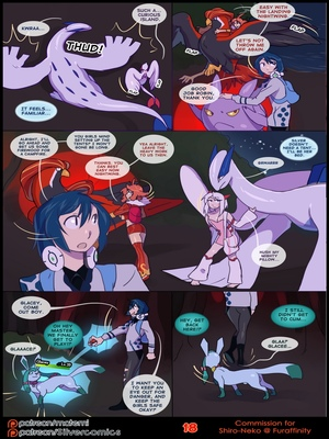 Silver Soul 3 20 and Pokemon Comic Porn