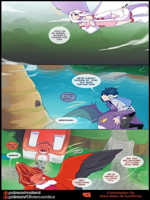 Silver Soul 3 44 and Pokemon Comic Porn