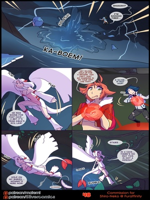 Silver Soul 3 50 and Pokemon Comic Porn
