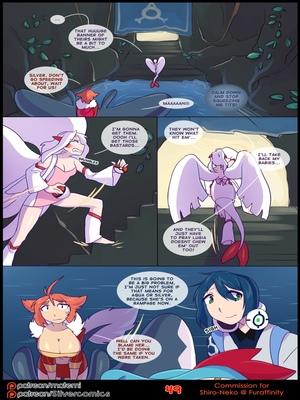 Silver Soul 3 51 and Pokemon Comic Porn