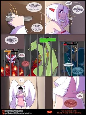Silver Soul 3 57 and Pokemon Comic Porn