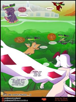 Silver Soul 3 95 and Pokemon Comic Porn