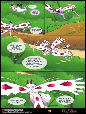 Silver Soul 4 5 and Pokemon Comic Porn