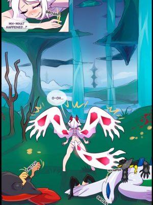 Silver Soul 5 Pokemon Comic Porn