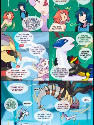 Silver Soul 6 18 and Pokemon Comic Porn