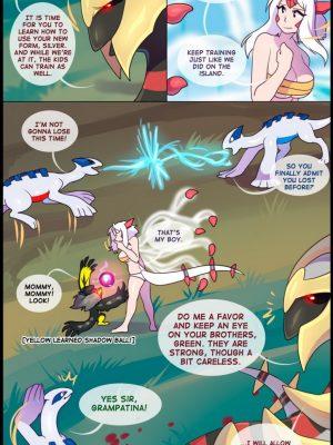 Silver Soul 6 22 and Pokemon Comic Porn