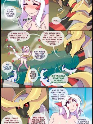 Silver Soul 6 37 and Pokemon Comic Porn