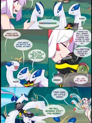 Silver Soul 6 38 and Pokemon Comic Porn