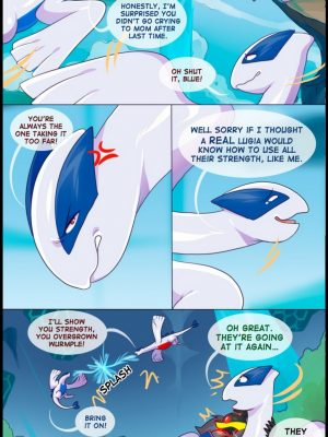 Silver Soul 6 40 and Pokemon Comic Porn