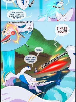 Silver Soul 6 41 and Pokemon Comic Porn