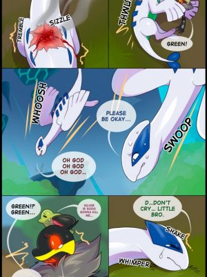 Silver Soul 6 44 and Pokemon Comic Porn