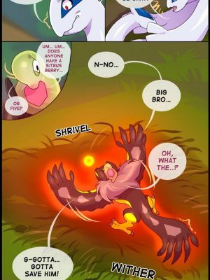 Silver Soul 6 45 and Pokemon Comic Porn