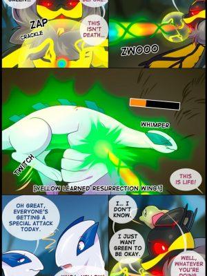 Silver Soul 6 47 and Pokemon Comic Porn