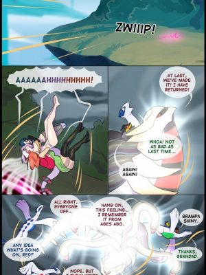 Silver Soul 6 55 and Pokemon Comic Porn