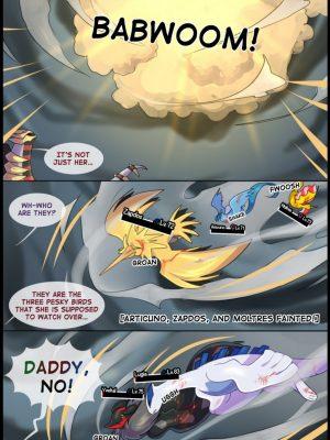 Silver Soul 6 65 and Pokemon Comic Porn